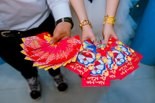 Mẹ chồng đi 4 tiệm vàng, tìm đặt bộ trang sức hình Doraemon... tặng con dâu - 4