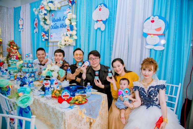 Mẹ chồng đi 4 tiệm vàng, tìm đặt bộ trang sức hình Doraemon... tặng con dâu - 8