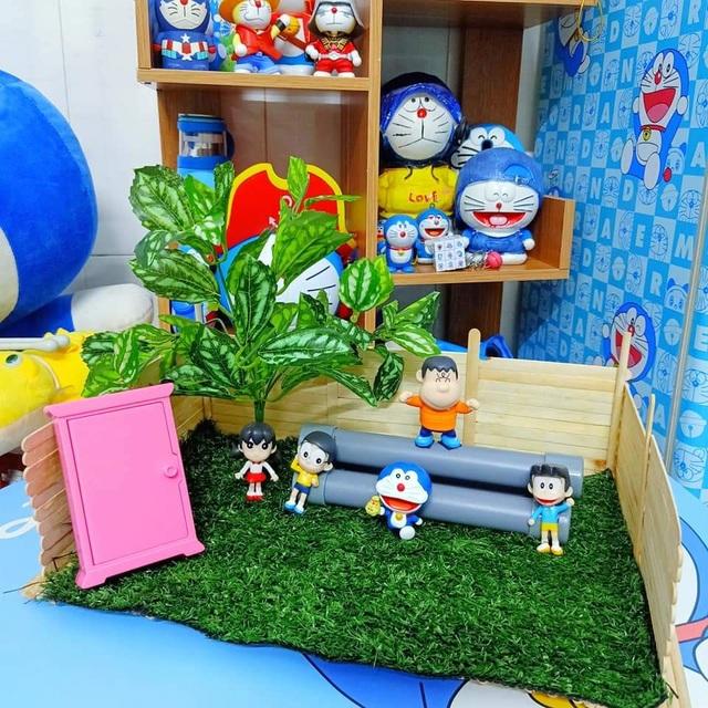 Mẹ chồng đi 4 tiệm vàng, tìm đặt bộ trang sức hình Doraemon... tặng con dâu - 11