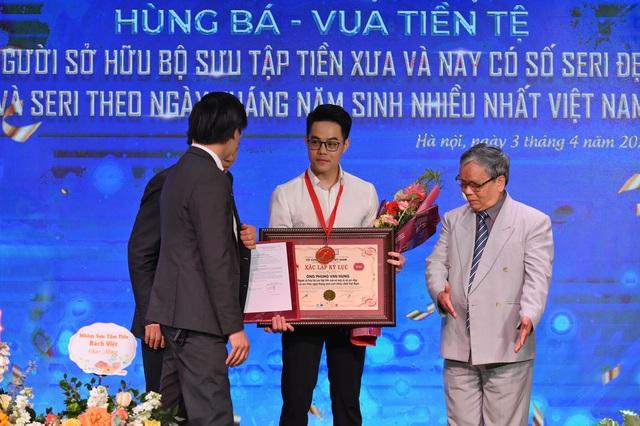 Kỷ lục gia 9x sở hữu bộ sưu tập tiền đồ sộ nhất Việt Nam - 12