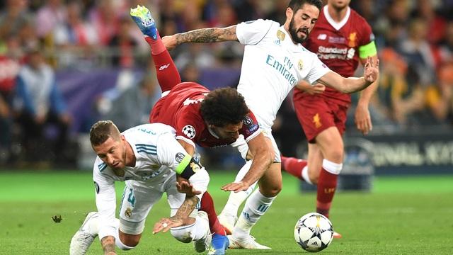Lượt đi tứ kết UEFA Champions League: Siêu nhân thế hệ mới - 4
