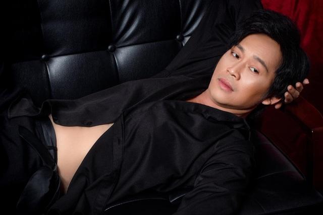 Danh hài Hoài Linh gây sốt khi liên tục tung ảnh trẻ đẹp như người mẫu - 4