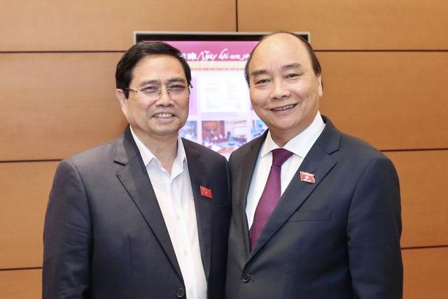 Tân Chủ tịch nước giới thiệu ông Phạm Minh Chính để bầu làm Thủ tướng - 1