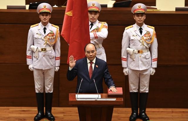 Tổng thống Mỹ Joe Biden chúc mừng Chủ tịch nước Nguyễn Xuân Phúc - 1