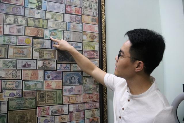 Kỷ lục gia 9x sở hữu bộ sưu tập tiền đồ sộ nhất Việt Nam - 2