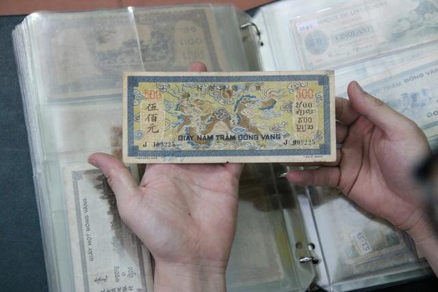 Kỷ lục gia 9x sở hữu bộ sưu tập tiền đồ sộ nhất Việt Nam - 7