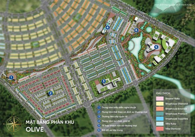 Meyhomes Capital Phú Quốc chính thức ra mắt Khu Olive - 1