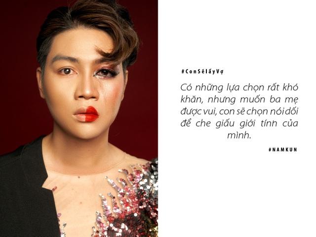 Hot Tiktoker Nguyễn Nam bóc trần những lời nói dối ngọt ngào - 3