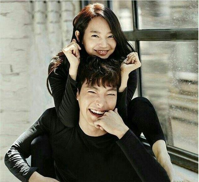 Cặp đôi chị - em Shin Min Ah và Kim Woo Bin rục rịch kết hôn - 6