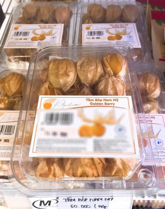 Tầm bóp ở quê chỉ là quả dại, lên kệ siêu thị bán giá 400.000 đồng/kg - 2