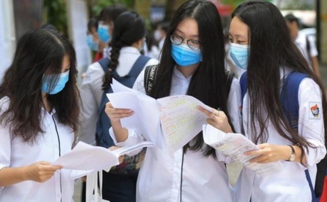 Hà Nội công bố những điểm mới nhất về tuyển sinh lớp 10 THPT năm 2021 - 1
