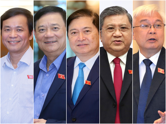 Miễn nhiệm Phó Chủ tịch nước, Tổng Kiểm toán, 5 lãnh đạo cơ quan Quốc hội - 2