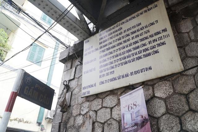 Thêm một vòm cầu trăm tuổi phố Phùng Hưng được đục thông - 7