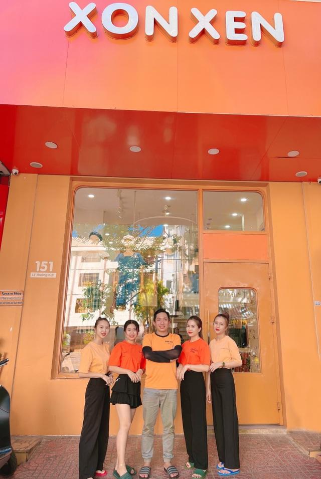 Xonxen shop - hệ thống thời trang 13 năm tại Đà thành - 1