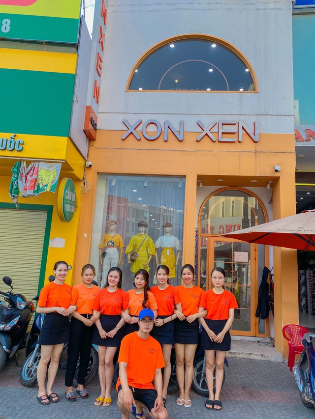 Xonxen shop - hệ thống thời trang 13 năm tại Đà thành - 2