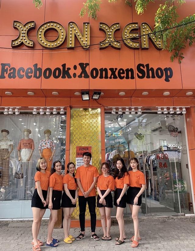 Xonxen shop - hệ thống thời trang 13 năm tại Đà thành - 4