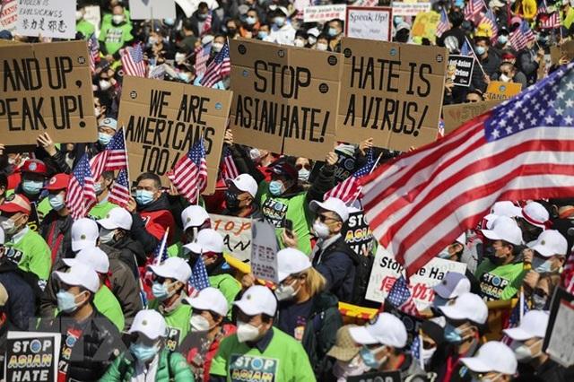 Đại sứ quán Việt Nam tại Mỹ vận động chống kỳ thị người gốc Á - 1