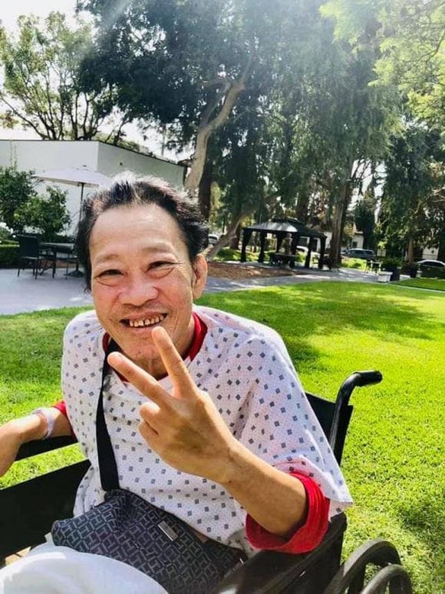 Sau phẫu thuật cắt bỏ chân, nhạc sĩ Lê Quang thực hiện ca mổ lần hai - 1
