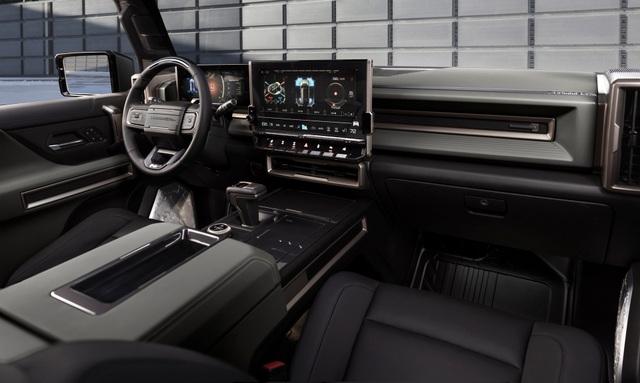 Hummer EV SUV mỗi lần sạc điện chạy được gần 500km - 23