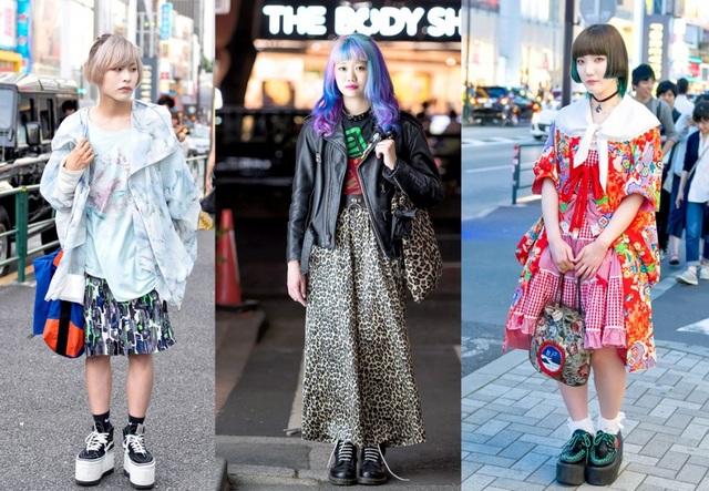 Muôn kiểu thời trang dị của người Nhật Bản - 4