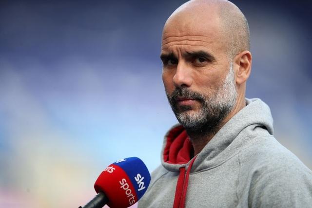 Guardiola đổi giọng, công khai mời gọi Haaland tới Man City - 1