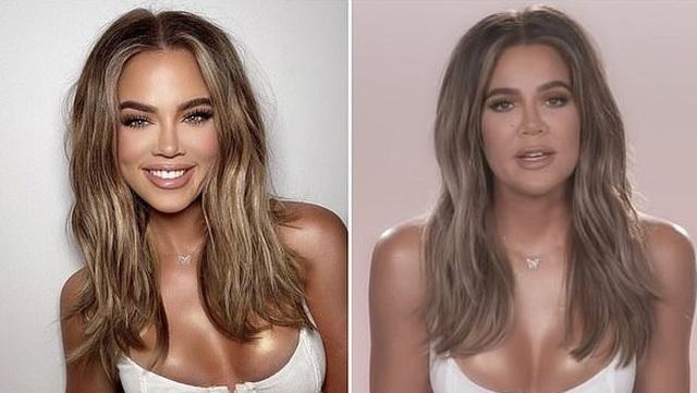 Ảnh áo tắm kém hoàn hảo của Khloe Kardashian bị lộ trên mạng