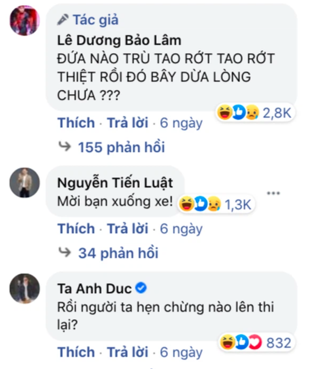 Lê Dương Bảo Lâm thi bằng lái xe lần thứ 14 vẫn… trượt - 2