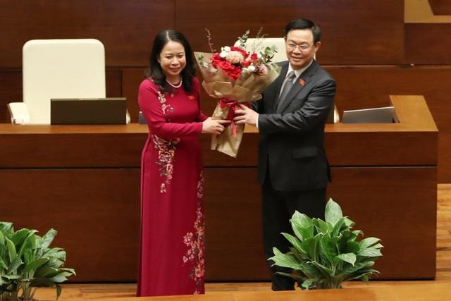 Bà Võ Thị Ánh Xuân đắc cử chức vụ Phó Chủ tịch nước - 2
