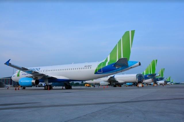Bamboo Airways bán vé máy bay vượt số lượt cất-hạ cánh - 1