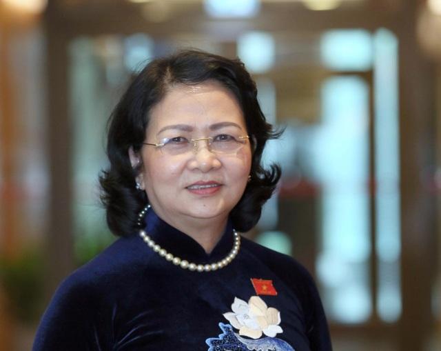 Miễn nhiệm Phó Chủ tịch nước, Tổng Kiểm toán, 5 lãnh đạo cơ quan Quốc hội - 1