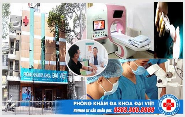 Phòng khám Đại Việt - địa chỉ chăm sóc sức khỏe khu vực phía Nam - 2