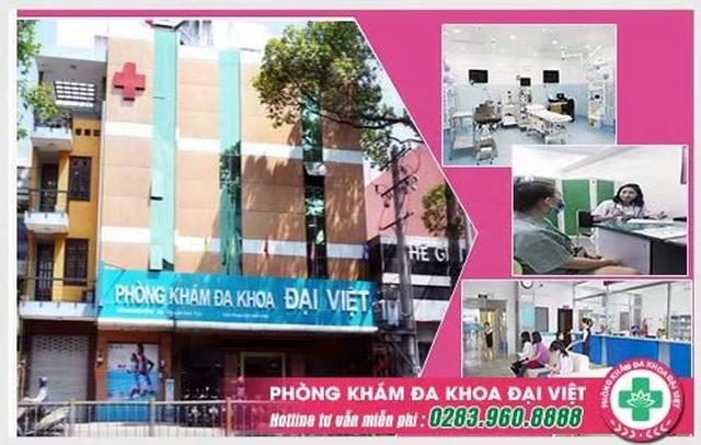 Phòng khám Đại Việt - địa chỉ chăm sóc sức khỏe khu vực phía Nam - 3