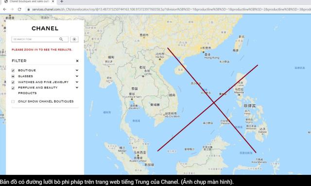 Đường lưỡi bò Trung Quốc núp hàng hiệu: Chiêu thức cũ nhưng thâm hiểm - 1