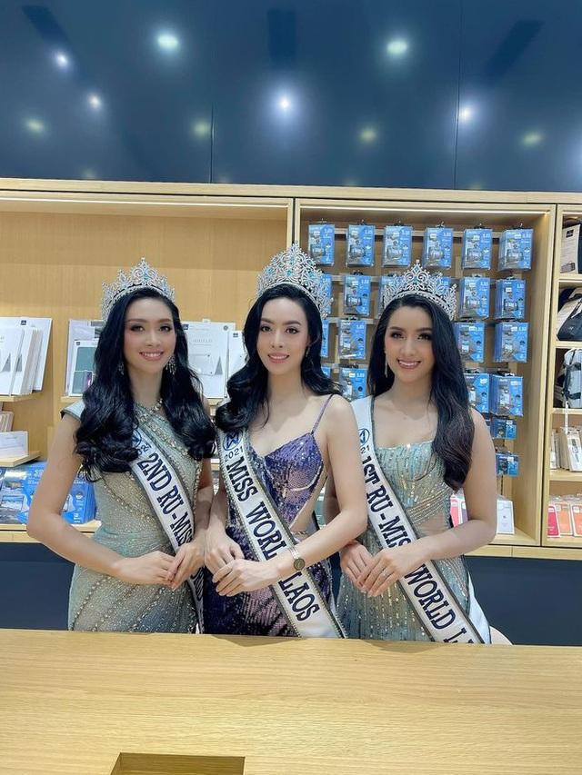 Nhan sắc hoa hậu Lào vừa trả lại vương miện vì nghi án khai gian tuổi - 10