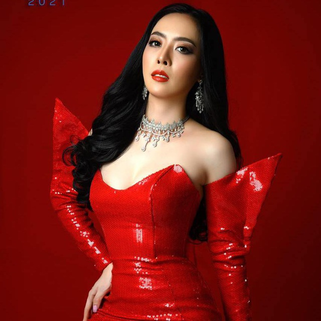 Nhan sắc hoa hậu Lào vừa trả lại vương miện vì nghi án khai gian tuổi - 8