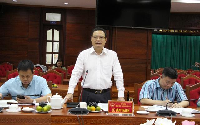 Thứ trưởng Bộ LĐ-TBXH chia sẻ kinh nghiệm khuyến khích dân thoát nghèo - 3