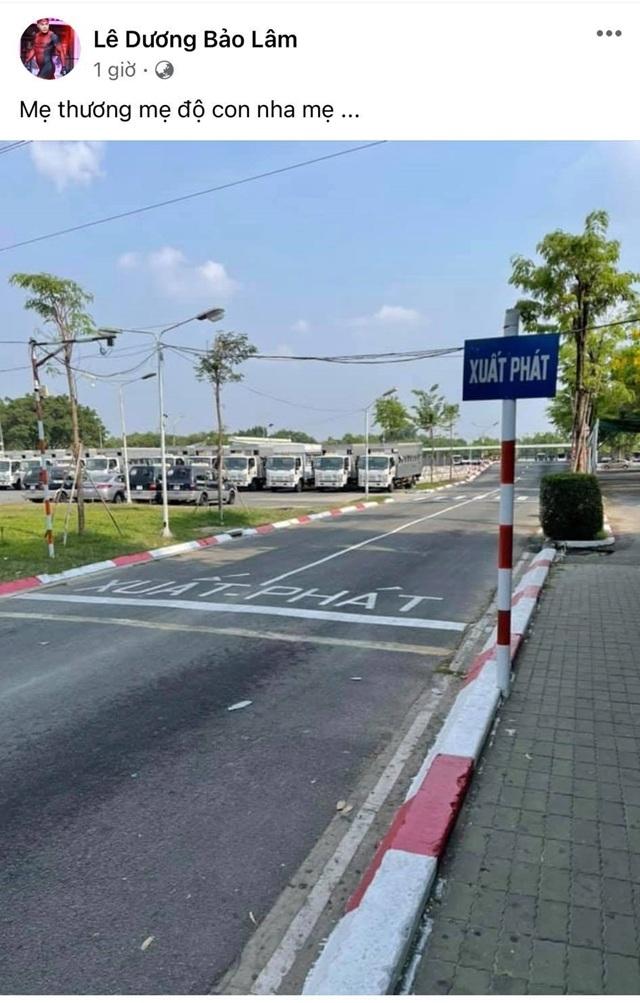 Lê Dương Bảo Lâm thi bằng lái xe lần thứ 14 vẫn… trượt - 1