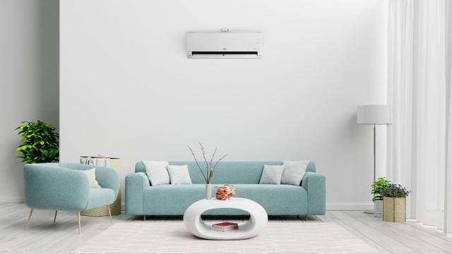 Tìm lại không gian thở sạch cho gia đình bằng điều hòa lọc khí cao cấp LG DUALCOOL - 2