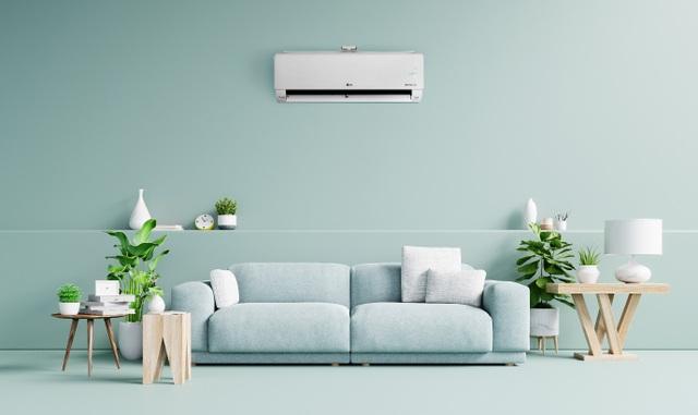 Tìm lại không gian thở sạch cho gia đình bằng điều hòa lọc khí cao cấp LG DUALCOOL - 3