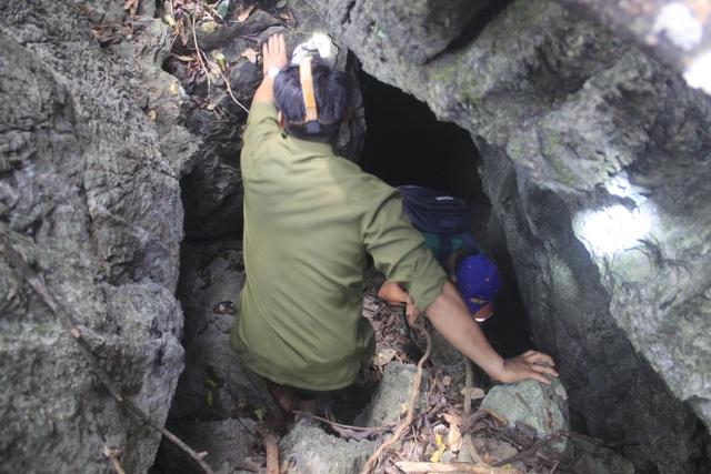 Khám phá hang động tuyệt đẹp ẩn sâu hàng chục năm giữa rừng Quảng Trị - 2