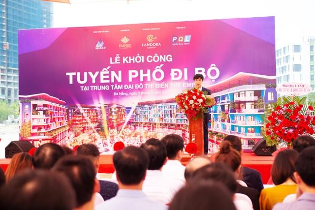 Một trong những tuyến phố đi bộ ấn tượng tại Việt Nam chính thức được khởi công xây dựng - 2