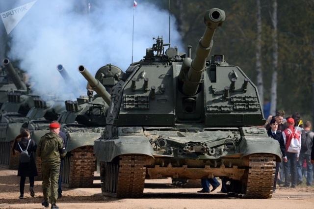 5 vũ khí bom tấn của Nga khiến Ukraine dè chừng - 5