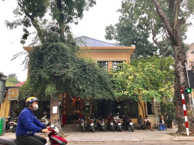 Những con phố quanh năm thơm mùi cà phê ở Hà Nội - 4