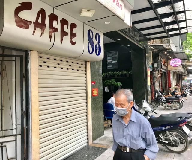 Những con phố quanh năm thơm mùi cà phê ở Hà Nội - 5