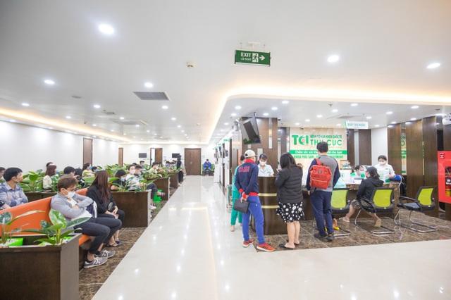 Bệnh viện Thu Cúc giảm đến 50% giá dịch vụ dịp khánh thành mở rộng - 1