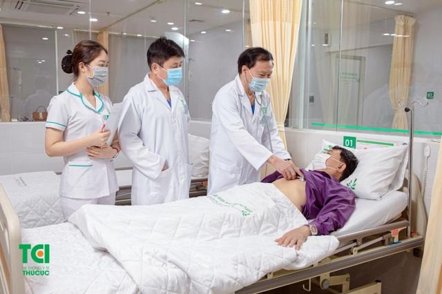 Bệnh viện Thu Cúc giảm đến 50% giá dịch vụ dịp khánh thành mở rộng - 2