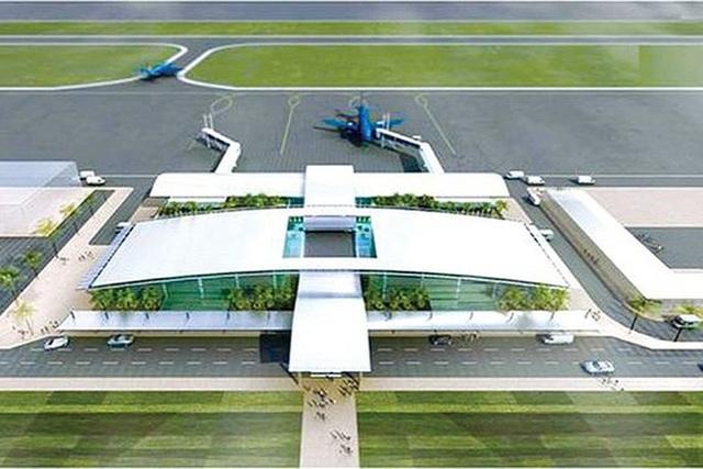 Chính phủ giao Quảng Trị nghiên cứu dự án cảng hàng không - 1