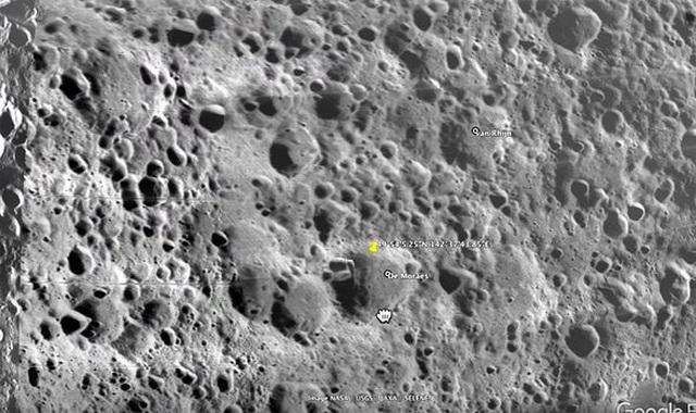 Sốc: Phát hiện thành phố của người ngoài hành tinh trên Mặt Trăng - 2