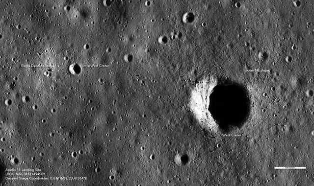 Sốc: Phát hiện thành phố của người ngoài hành tinh trên Mặt Trăng - 3