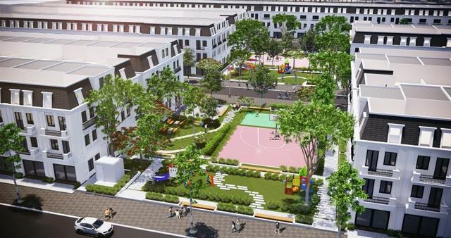 Dự án nhà liền kề Phú Gia cạnh công viên 2000m2 hút khách với giá chỉ từ 2 tỷ đồng - 1